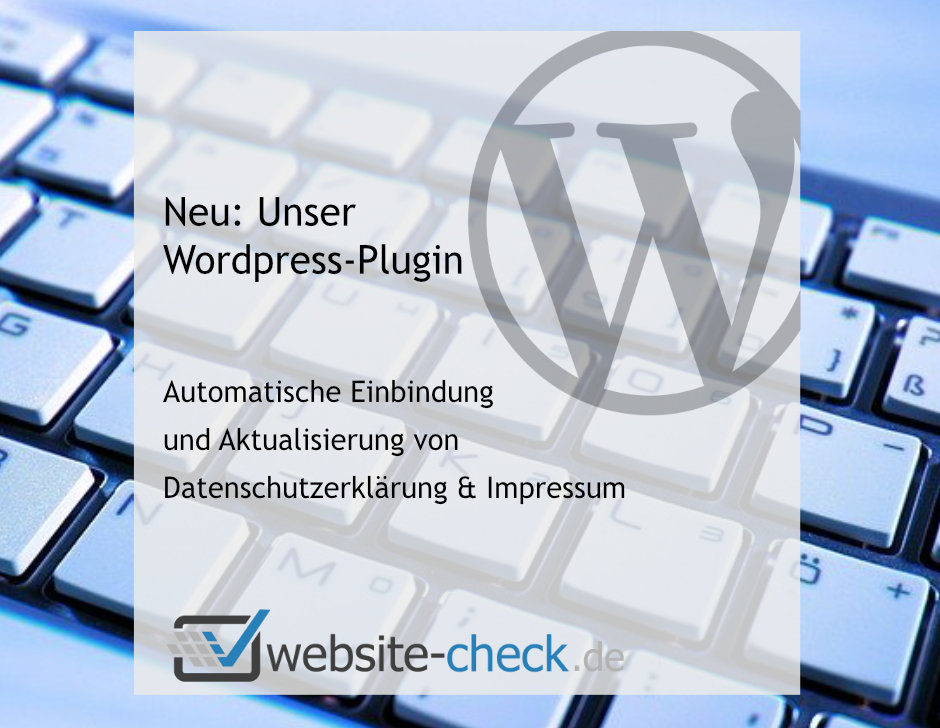 Tester gesucht: Wordpress Rechtstexte-Plugin in Closed-Beta